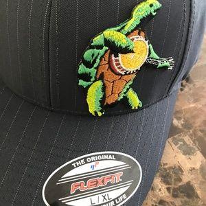 Grateful Dead Accessories - Grateful Dead ⚡️Terrapin Banjo Turtle Hat